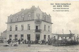 Calmpthout-Heide - Au Bien Venu (Hoelen N°3940) - Kalmthout