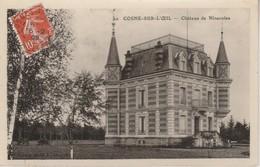 03 - COSNE SUR L' OEIL - Château De Nineroles - France