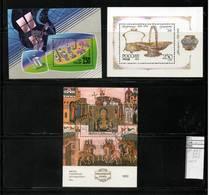 RUSSIE     Neuf Sans Charnière    N°   B F : 223 / 224 / 225   N**    1993 - 1992-.... Fédération