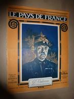 1916 LPDF: Haucourt,Malancourt;Porrentruy; Le Baumé;Suisse;Alexandre De Serbie; Elisabeth De Belgique ;etc - Revues & Journaux