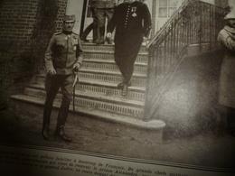 1916 LPDF:Alexandre De Serbie; Amarissima; Trieste;Sebenico;Cattaro;Salonique: Sussex ;etc - Revues & Journaux