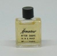"""Miniature De Parfum - Dr. M. G. PAYOT """"Armateur"""" After Shave - Vintage Miniatures (until 1960)"""