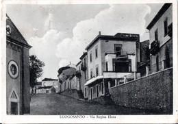 AP661 -LUOGOSANTO - SASSARI   - FG VIAGGIATA 12.9.1952 - Sassari