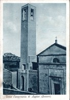 AP665 AGGIUS   - SASSARI   - FG VIAGGIATA 28.8.1942 - Sassari