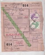 Vrachtbrief  Reg. Nat. Des Usines Renault, Haren-Nord, Schaarbeek - 1952-....
