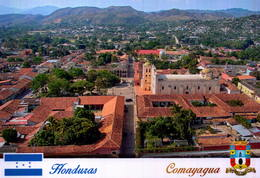 HONDURAS, COMYAGUA,  PARCIAL VIEW   [23415] - Honduras