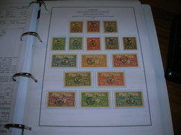 Ungheria Occupazione Romania 1920 2a Emiss.Debrecen Turul+  Scott.3N 01/18+ See Scan On Scott.page; - Emissioni Locali
