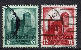 DR 1934 // Mi. 546/547 O - Deutschland