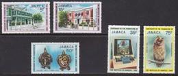 Jamaica, Birds, Turtles, Institute Of Jamaica MNH / 1980 - Postzegels