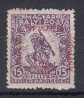 Hungary Szegedin Szeged 1919 Mi#4 Mint Hinged - Szeged