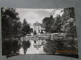 CP 93 AULNAY SOUS BOIS - Parc Aux Cygnes , Jardin Public Du Vieux Pays Vers 1960 - Aulnay Sous Bois