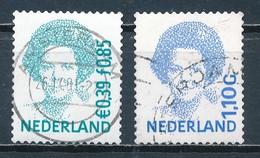 °°°OLANDA NEDERLAND - Y&T N°1847D/52B - 2001 °°° - Periodo 1980 - ... (Beatrix)