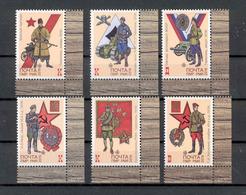 Transnistria 2019 Civil War - Tiraspol 1919 6v**MNH - Moldova