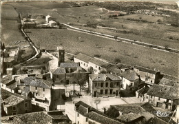 RESTINCLIERES - PLACE De La MAIRIE En 1958  - - Francia