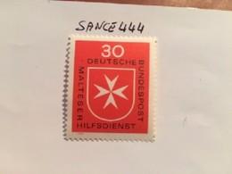 Germany St Johns Ambulance Mnh 1969 #ab - [7] Federal Republic