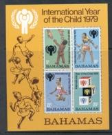 Bahamas 1979 IYC International Year Of The Child MS MUH - Bahamas (1973-...)