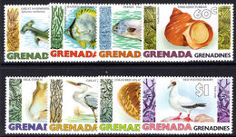 Grenada Grenadines 1979 Marine Life Unmounted Mint. - Grenade (1974-...)