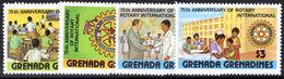 Grenada Grenadines 1980 Rotary Unmounted Mint. - Grenade (1974-...)