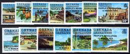 Grenada Grenadines 1979 Peoples Revolution Unmounted Mint. - Grenada (1974-...)