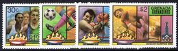 Grenada Grenadines 1980 Olympics Unmounted Mint. - Grenada (1974-...)