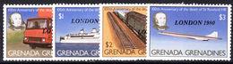 Grenada Grenadines 1980 London 80 Unmounted Mint. - Grenada (1974-...)
