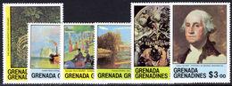 Grenada Grenadines 1981 Paintings Unmounted Mint. - Grenade (1974-...)
