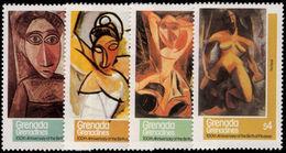 Grenada Grenadines 1981 Picasso Unmounted Mint. - Grenada (1974-...)