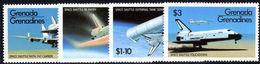 Grenada Grenadines 1981 Space Shuttle Unmounted Mint. - Grenada (1974-...)
