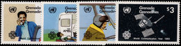 Grenada Grenadines 1983 World Communications Year Unmounted Mint. - Grenade (1974-...)