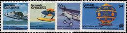 Grenada Grenadines 1983 Manned Flight Unmounted Mint. - Grenada (1974-...)