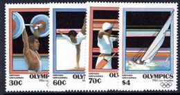 Grenada Grenadines 1984 Olympics Unmounted Mint. - Grenada (1974-...)