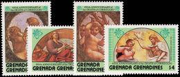 Grenada Grenadines 1984 Correggio Unmounted Mint. - Grenada (1974-...)