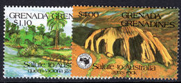 Grenada Grenadines 1984 Ausipex Unmounted Mint. - Grenada (1974-...)