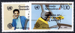 Grenada Grenadines 1984 Port Saline Airport Unmounted Mint. - Grenada (1974-...)