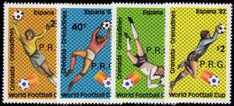 Grenada Grenadines 1982 Sports Officials Unmounted Mint. - Grenada (1974-...)
