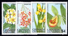 Grenada Grenadines 1984 Flowers Unmounted Mint. - Grenada (1974-...)