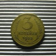 Russia 3 Kopeks 1953 - Russia