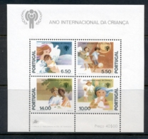 Portugal 1979 IYC International Year Of The Child MS MUH - 1910-... Republic