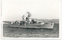 CPSM - Escorteur Rapide LE BRESTOIS - Guerre