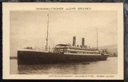 Dampfer Königin Louise - Steamers