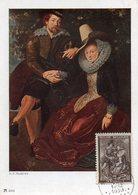 N° 508 Rubens Sur Carte-maximum - Cartoline Maximum