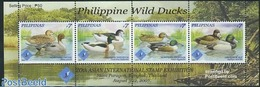 Philippines 2007 Ducks, 20th Asian Stamp Exhibition S/s, (Mint NH), Nature - Ducks - Birds - Filipinas