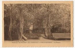 """CPA - GAREOULT / FORCALQUEIRET (Var) - Restaurant """"le Pavillon"""" - Le Bosquet - Other Municipalities"""