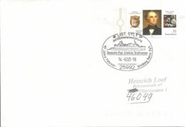 List Sylt, 14-6-2003 (stempel02-189) - BRD
