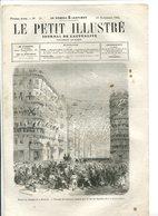 Entrée De L'empereur Napoléon III à Marseille - Journaux - Quotidiens