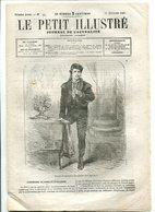 La Laiterie Impériale De Vincennes 1865 - Journaux - Quotidiens