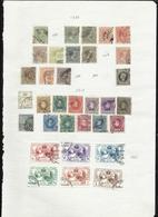 Espagne  De 1889  à  1971  Quasiment Complet Poste ,P.A. ... Oblitérés B/TB Cachets TB  Introuvable !  Braderie !! - Stamps
