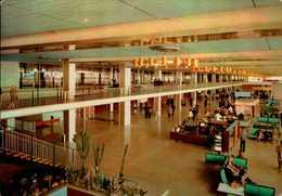 AEROPORT DE PARIS ORLY...LA GALERIE MARCHANDE ...CPM ANIMEE - Aérodromes