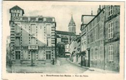 31or 2016 CPA - BOURBONNE LES BAINS - RUE DES BAINS - Bourbonne Les Bains