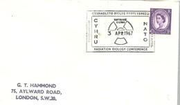 POSTMARKET   GRAN BRETAÑA  1967 - Atomo